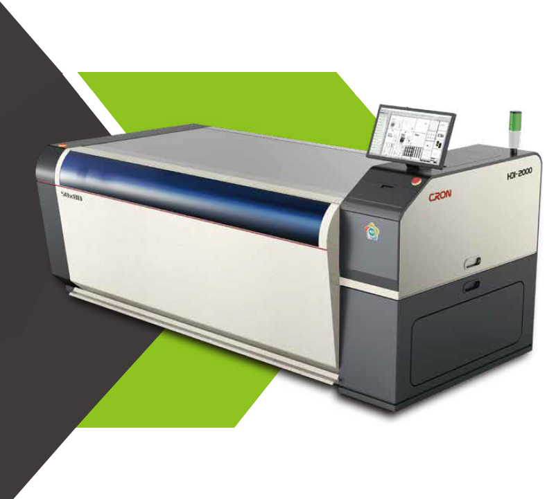 Crom Digital Flexo Imager